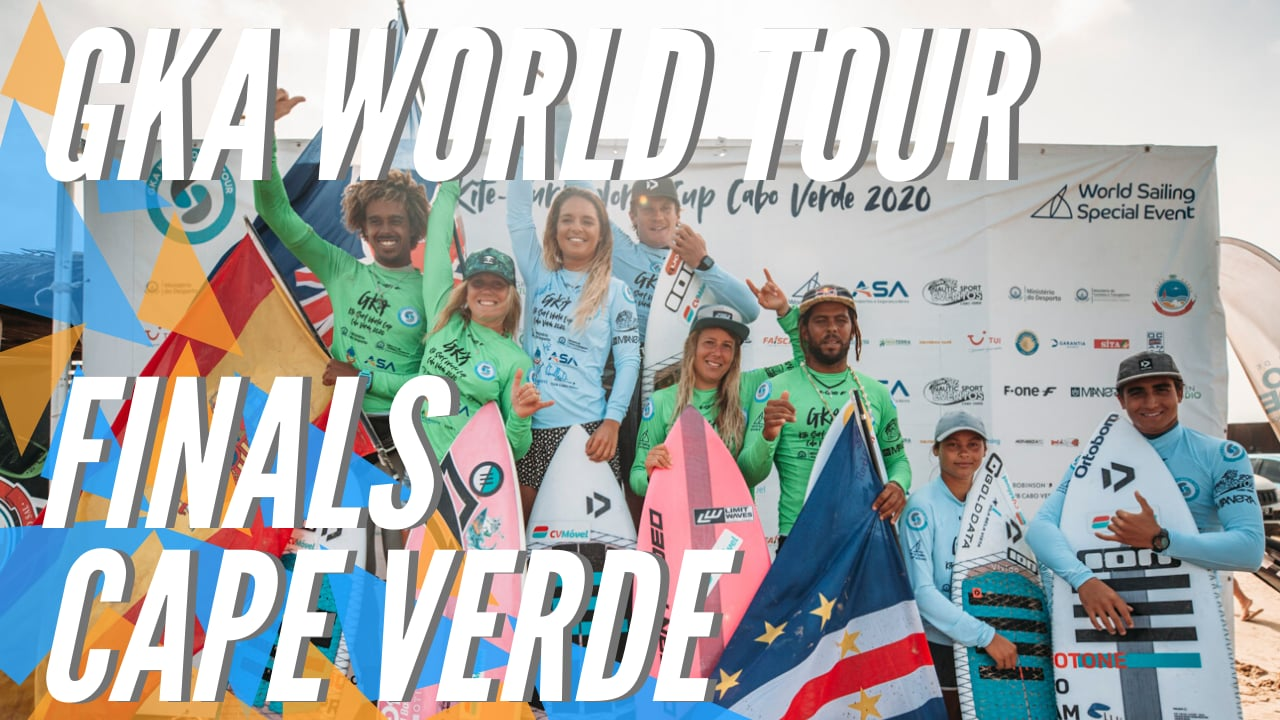 GKA Kite-Surf World Cup - Cape Verde 2020 Finals