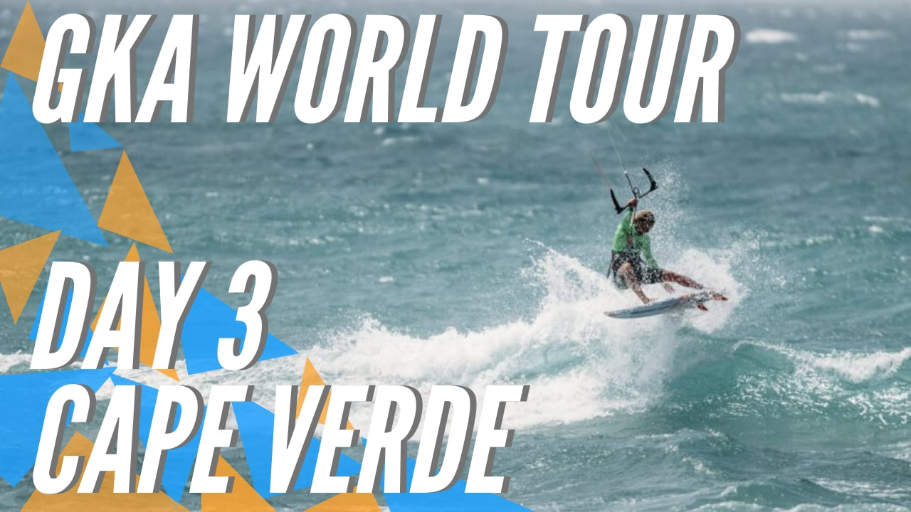 GKA Kite-Surf World Cup - CPV 2020 Comp Day 2