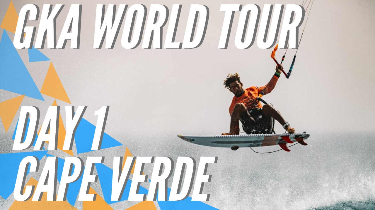 GKA Kite-Surf World Cup - CPV 2020 - warm-up