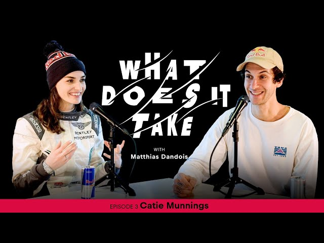 What Does It Take - EP 3 Catie Munnings