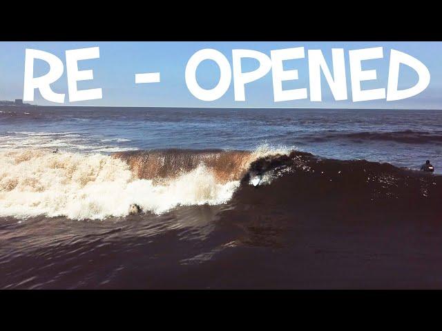 OPENING DAY (Post-Coronavirus Lockdown)