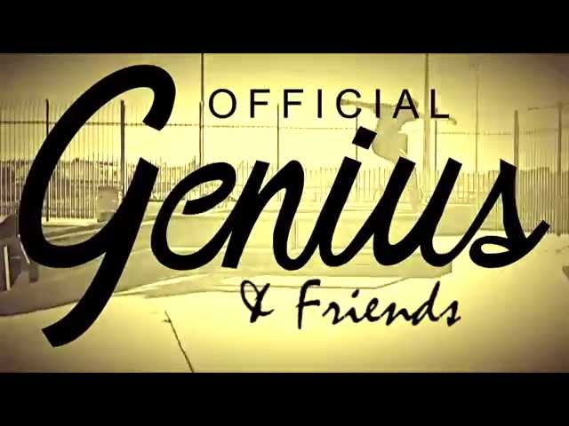 Official Genius and Friends at Anthem Skatepark