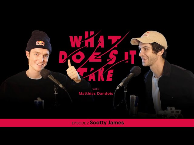 What Does It Take - EP 2 with Scotty James