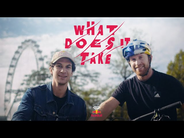 What Does It Take -  EP1 with Danny MacAskill