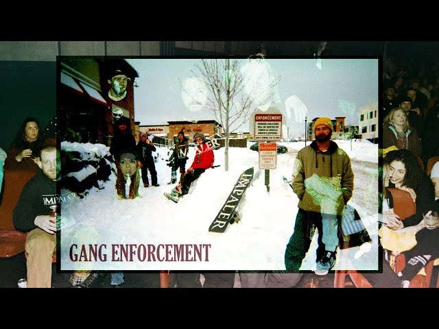 Impaler Mag presents Gang Enforcement