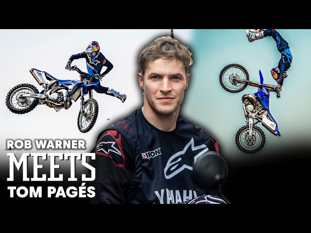 ROB MEETS – TOM PAGÈS A FMX Revolution
