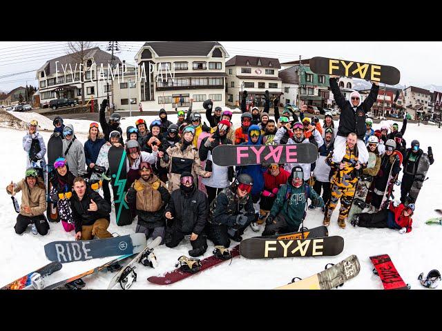 Fyve Camp Japan 🇯🇵 Recap 2020 _ EP 19