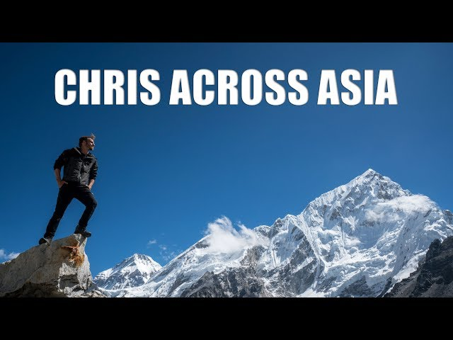 Chris Across Asia