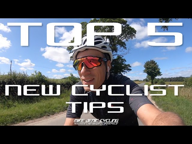 Top Cycling Newbie Tips