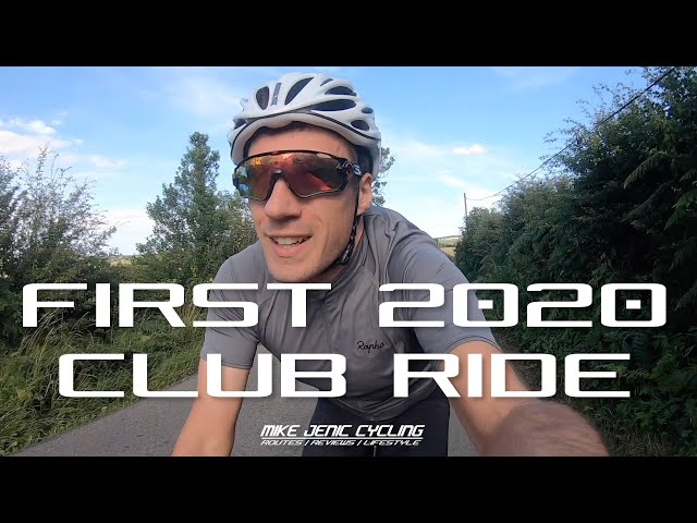 First 2020 Club Ride