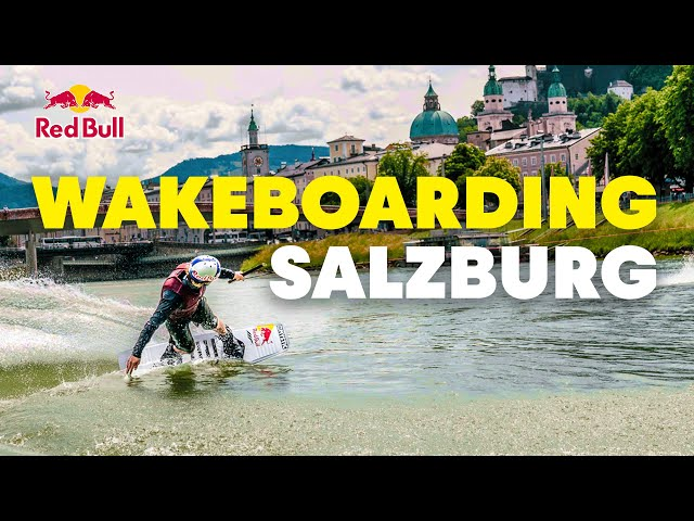 Sound Of Wake - Wakeboarder plays big in Salzburg