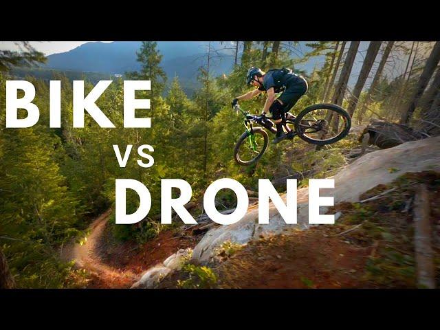 Bike VS Drone