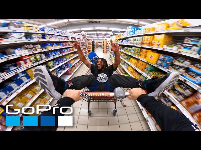 Supermarket Skate