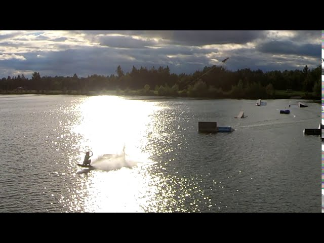 Full Send Sunday at Evolution Wake Park