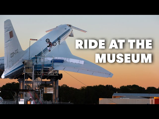 Ride at the Museum with Adrian Guggemos