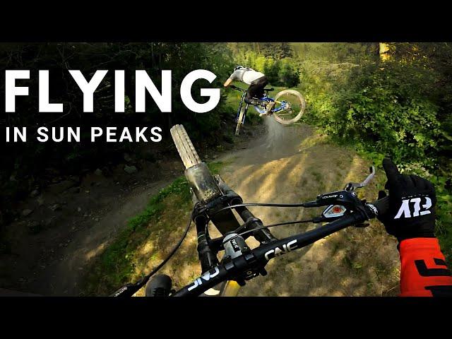 Riding Canada's FASTEST Bike Park!   Sun Peaks