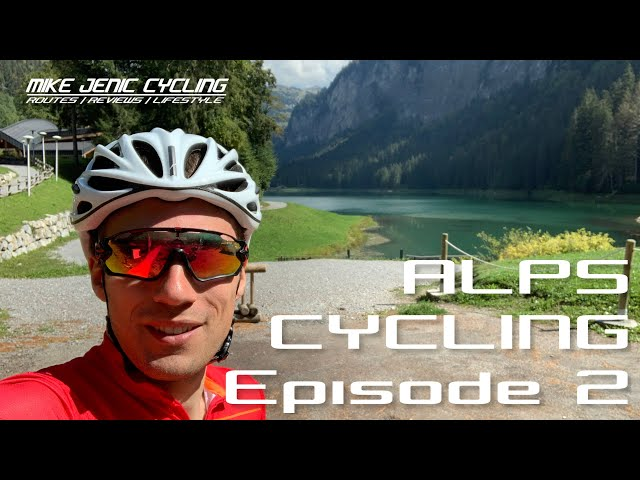 Alps Cycling - Episode 2