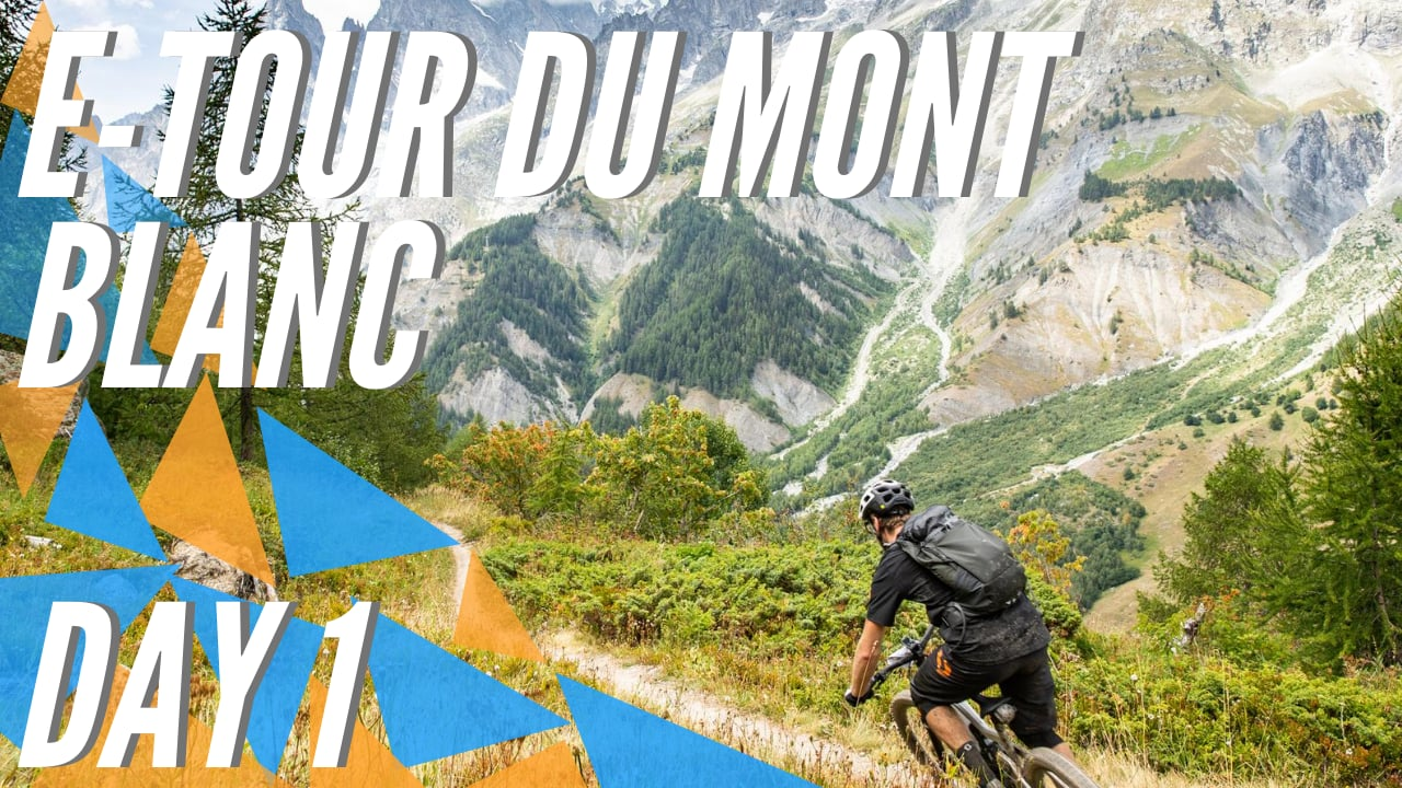 The E-Tour du Mont-Blanc kicks off