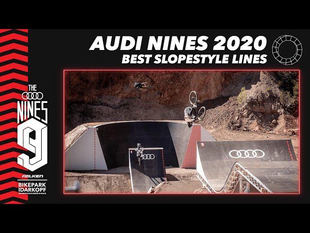 Audi Nines'20 - Best Slopestyle Lines