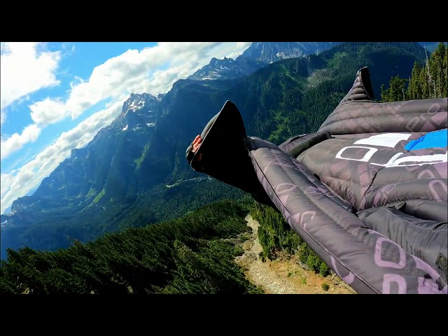 Jeb Corliss GoPro HERO9 Wing Suit Footage