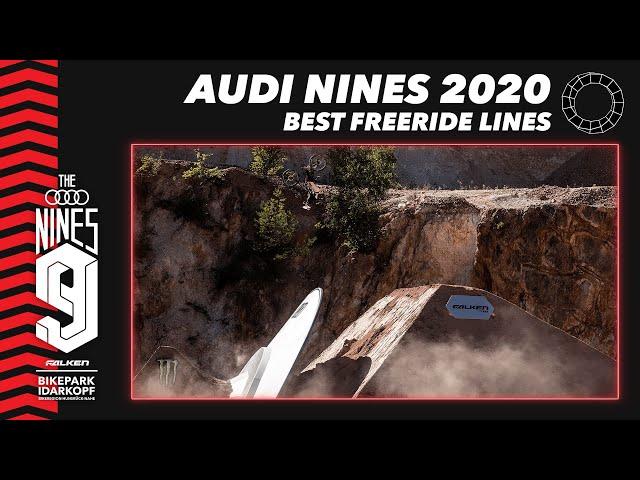 Audi Nines'20 - Best Freeride Lines