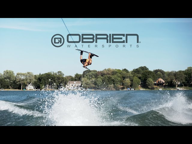 O'Brien Watersports | Corbin Blanton Wake 2020