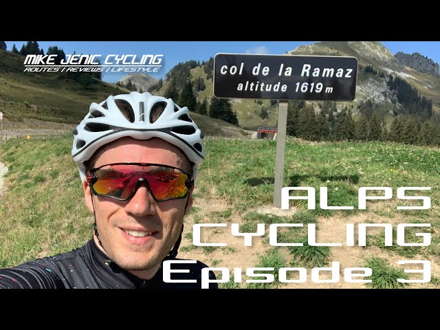 Alps Cycling - Episode 3