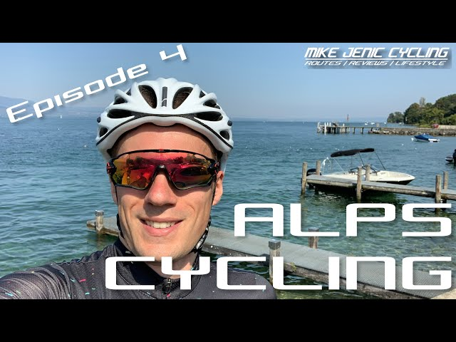 I've just posted my latest Alps cycling video, che