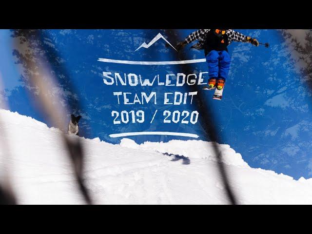 Snowledge Team Edit 19 // 20