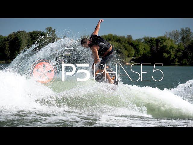 Phase 5 | Shane Blanton Wakesurf 2020