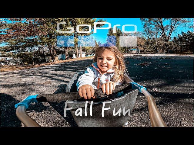 GoPro Hero 9 | Dad Daughter Fall Fun!