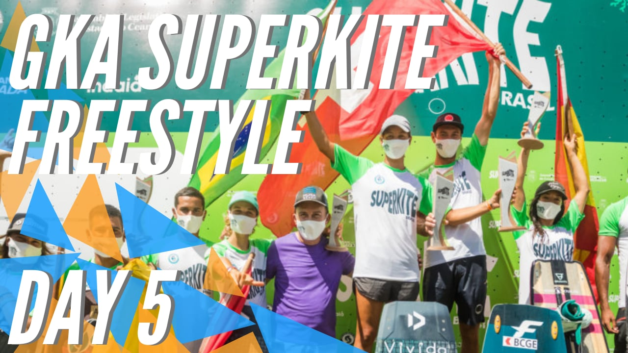 SuperKite Brasil 2020 Highlights Final Day