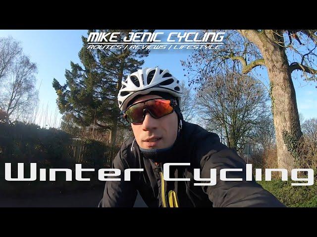 Winter Cycling Ramblings
