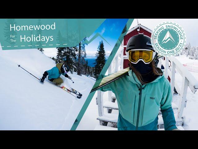 Homewood for the Holidays // Seeking Snowledge
