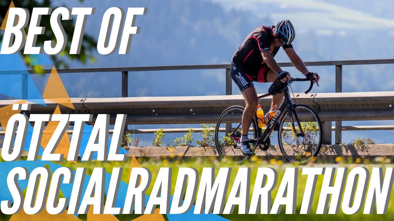 YOUR Ötztaler SocialRadmarathon 2020 | Highlights