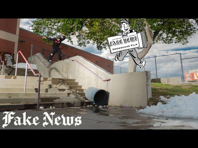 FAKE NEWS - FULL MOVIE (2020) Curren & RickyThizz