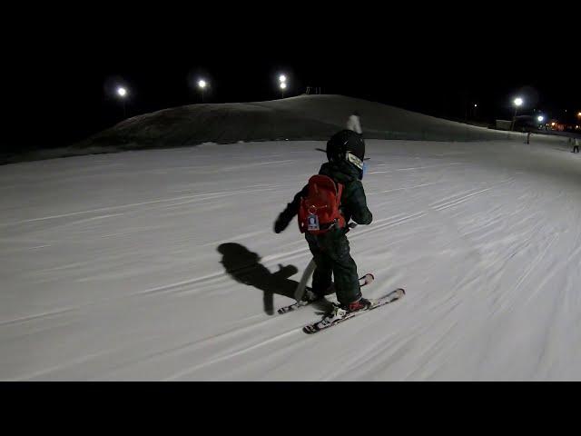 Kai Skiing at Mt Pakenham 2020