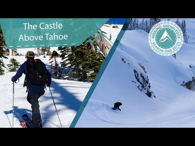 The Castle Above Tahoe // Seeking Snowledge
