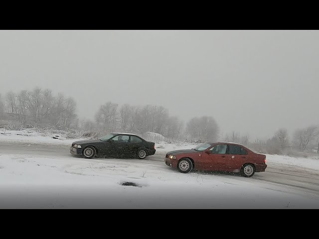 Winter drift 2021
