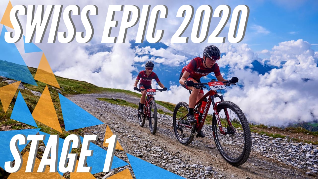 Swiss Epic 2020 - Highlights Stage 1