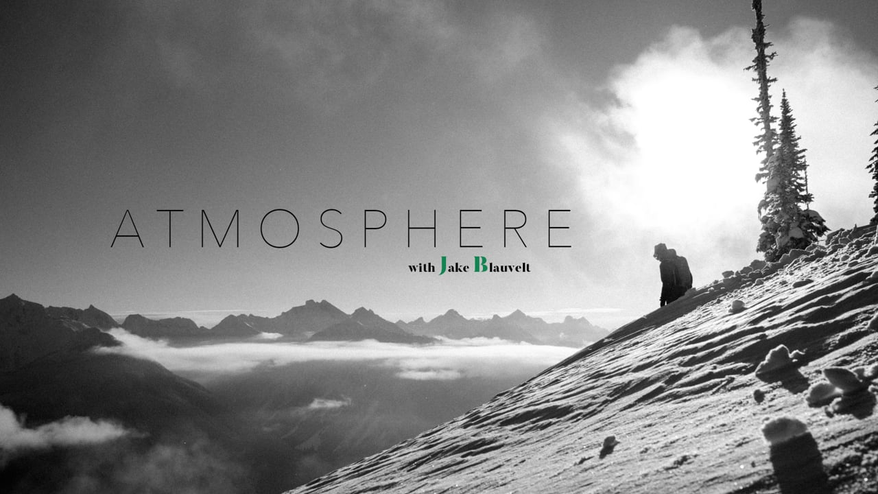 ATMOSPHERE with Jake Blauvelt