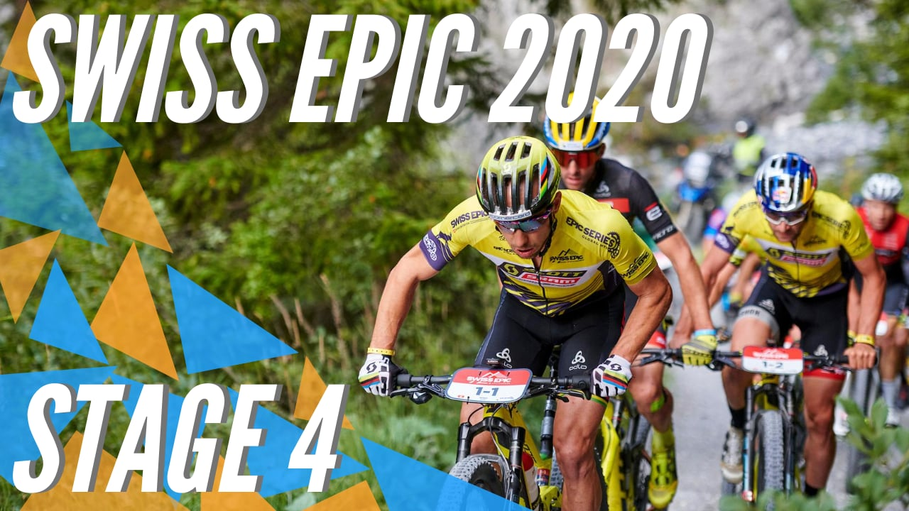 Swiss Epic 2020 - Highlights Stage 4