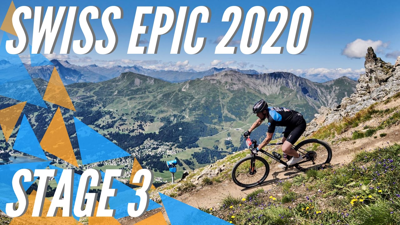 Swiss Epic 2020 - Highlights Stage 3