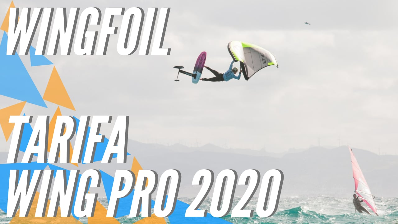 Tarifa Wing Pro 2020 | Day Two