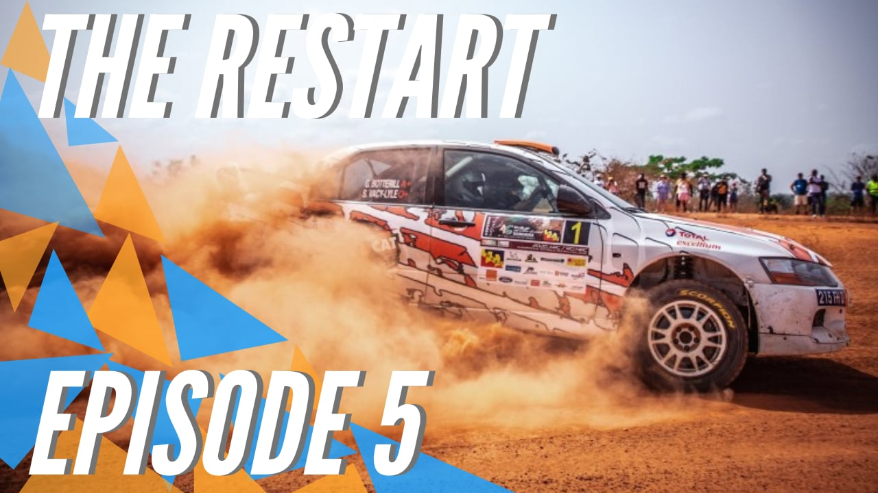 FIA PUREMOTORSPORT THE RESTART - EPISODE 5