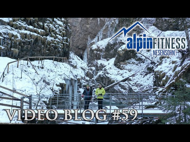 Üble Schlucht in Winter :: VLOG #59