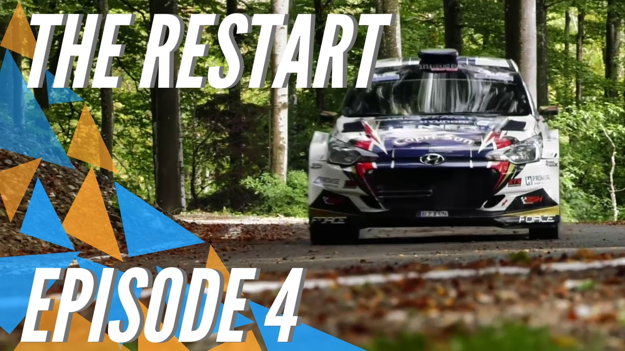 FIA PUREMOTORSPORT THE RESTART - EPISODE 4
