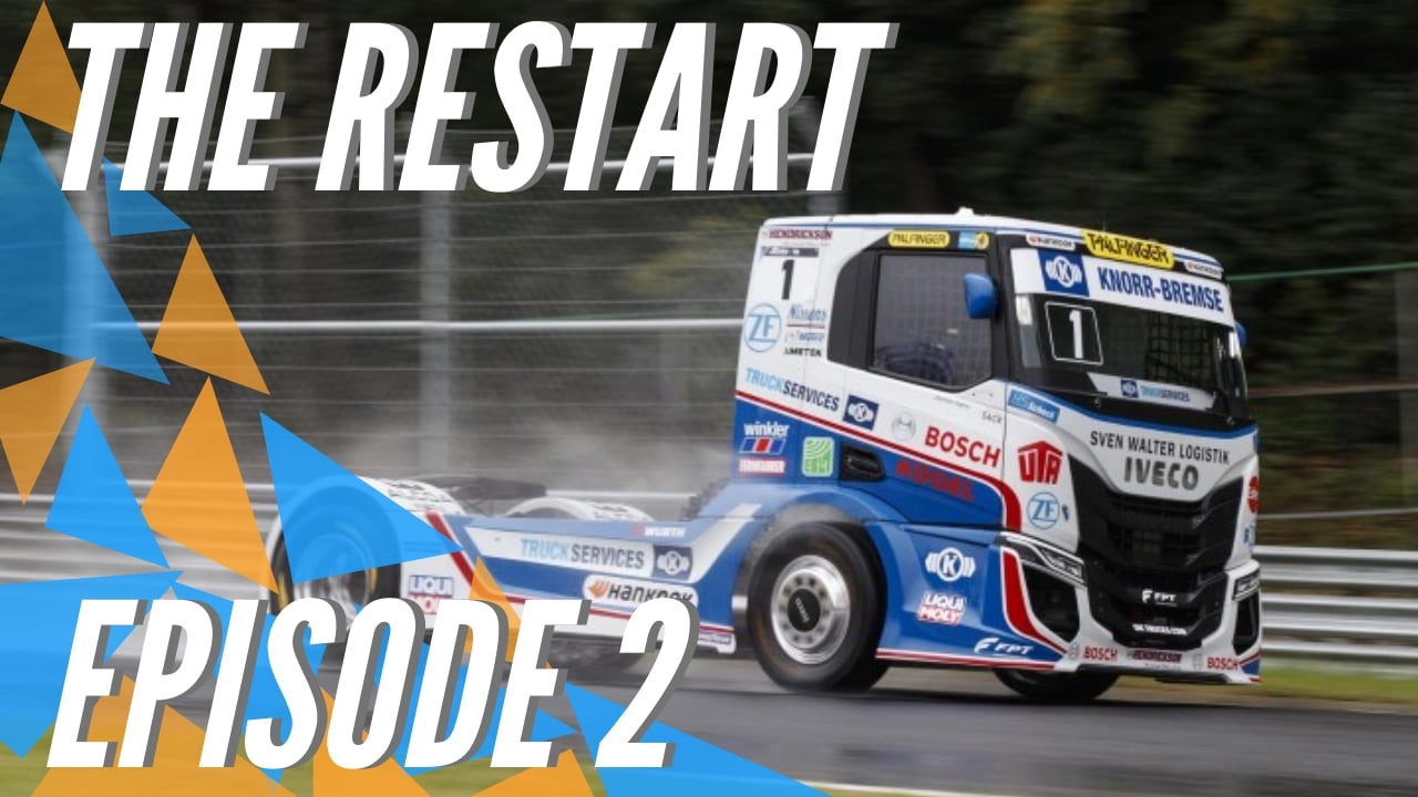 FIA PUREMOTORSPORT THE RESTART - EPISODE 2