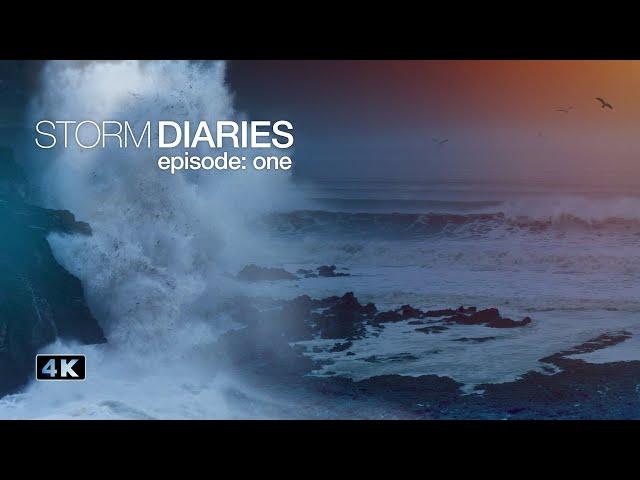 STORM DIARIES EP:1  (winter 20/21) 4K