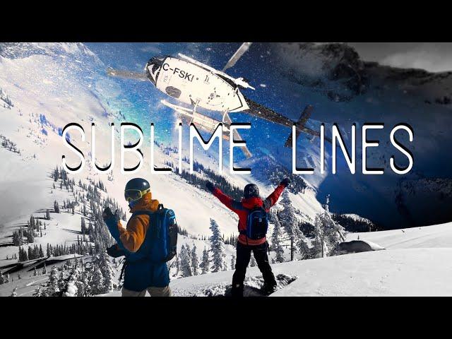 SUBLIME LINES